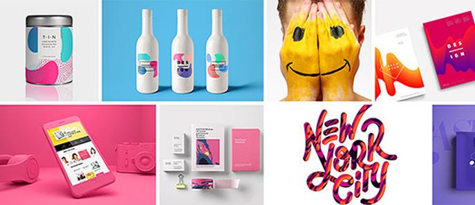 Creatief ontwerp op maat, afgestemd op uw Merkidentiteit